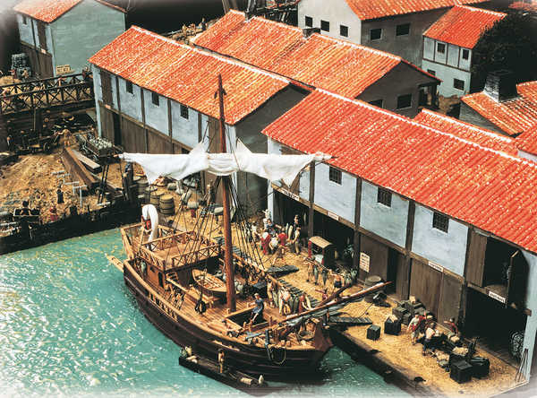 Bertan 23 - Our boats Chapter 5: Roman presence