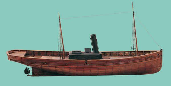 Bertan 23 - Nuestros barcos Capítulo 17: De la vela a la máquina