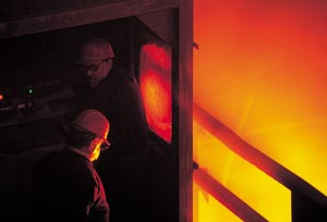 121. Smelting, forging, manufacture and machining are all essential processes in the Gipuzkoan iron industry.