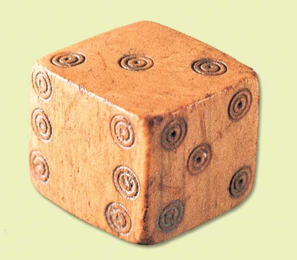Juegos Romanos de Tablero: Tesserae