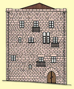 16. Tower-house.