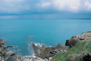38. View of the sea from near St. Elmo's Castle.© Gorka Agirre