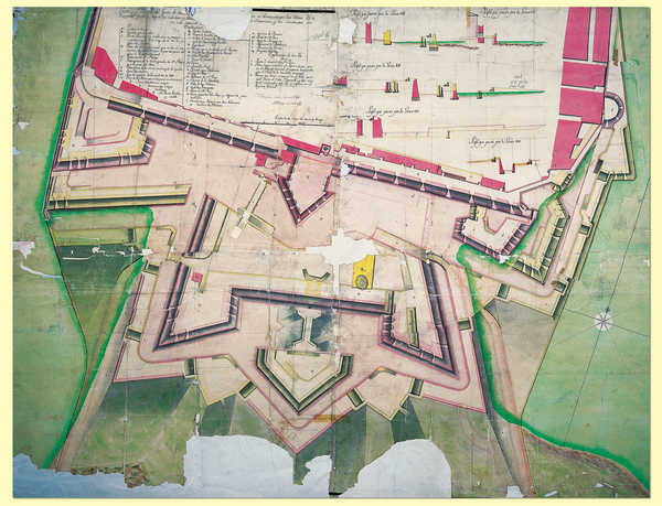 Bertan 18 - Fortifications in Gipuzkoa: 16th - 19th centuries ...