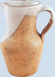 74. Cider jug made at the Aitamaren Zarra pottery in Zegama.© Jose L�pez